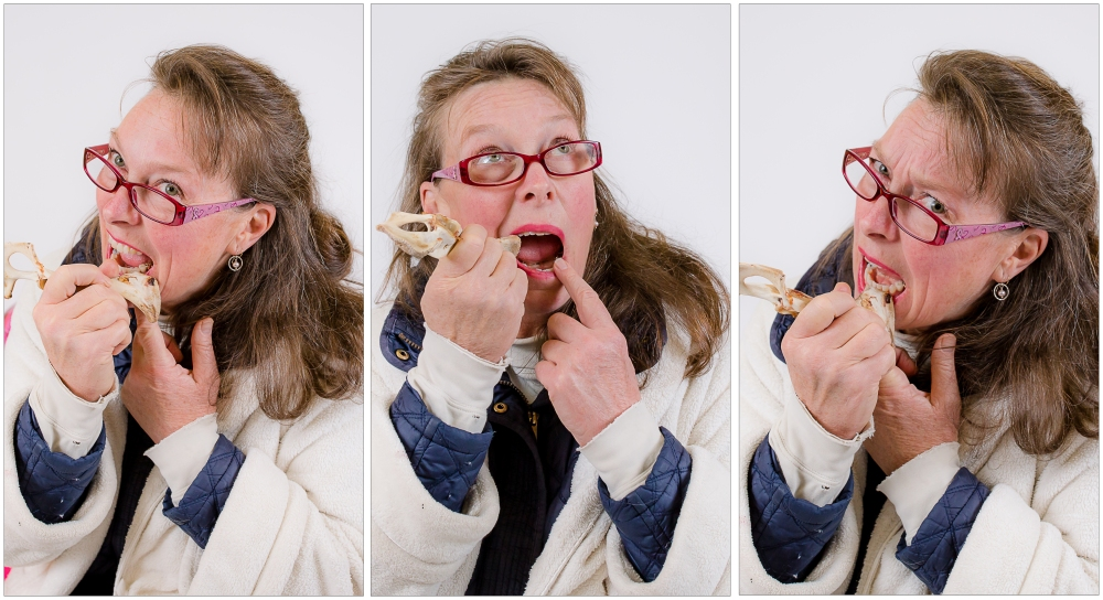 Nancy-teeth cleaning